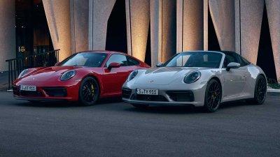 Porsche 911 đa dạng biến thể.