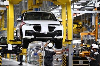 Bộ Công Thương chỉ ra nhiều điểm 'nghẽn' thách thức ngành công nghiệp ô tô Việt Nam.
