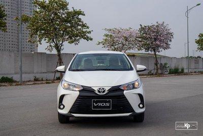 Loạt ưu đãi từ Toyota giúp việc sở hữu Vios phiên bản mới trở nên dễ dàng hơn.