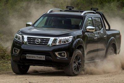 Nissan đã quyết định ngừng sản xuất, phân phối Nissan Navara tại lục địa già.