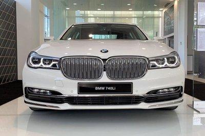 mẫu xe BMW 740Li sản xuất 2019 giảm cao nhất 530 triệu đồng.