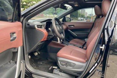 Nội thất xe Toyota Corolla Cross 1.8HV 1