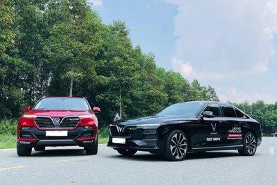 VinFast, Toyota, Honda đồng loạt ưu đãi lệ phí trước bạ, giá xe giảm cả trăm triệu đồng 1