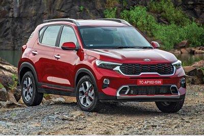Nhiều mẫu xe của Kia dự kiến ra mắt thị trường Việt nửa cuối năm 2021.