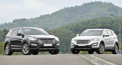 Nên mua Santafe 5 chỗ hay 7 chỗ là thắc mắc chung của rất nhiều người yêu thích dòng xe đến từ thương hiệu của Hàn Quốc.