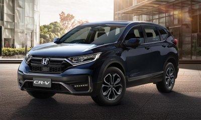 Honda CR-V được đánh giá cao từ giới chuyên gia và người tiêu dùng.