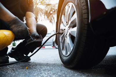Kiểm tra và bổ sung áp suất lốp định kỳ là cách tốt nhất để bảo vệ lốp xe.