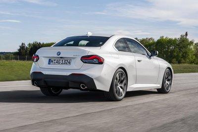 """BMW 2-Series Coupe 2022 """"mãn nhãn"""" với gọi góc nhìn."""