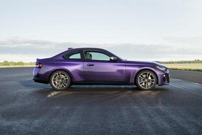 BMW 2-Series Coupe 2022 có luôn cả bản nâng cấp hiệu suất dành cho các tay lái.