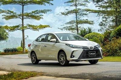 Toyota Vios 2021 sở hữu diện mạo khỏe khoắn và vững chắc với nhiều cải thiện và nâng cấp.