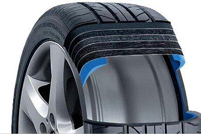 Do cấu tạo đặc biệt nên lốp run flat gặp nhiều khó khăn khi thay thế.