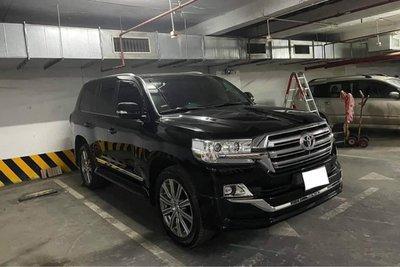 Toyota Land Cruiser 2020.