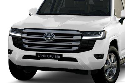Thông số kỹ thuật Toyota Land Cruiser 2022, giá tăng vì điều gì? a2