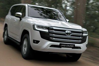 Thông số kỹ thuật Toyota Land Cruiser 2022, giá tăng vì điều gì? 1