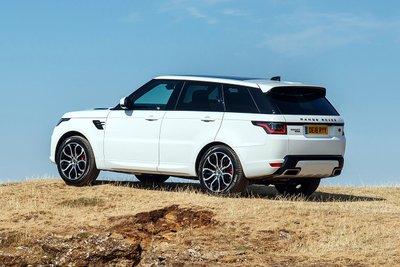 Xe Land Rover Range Rover.