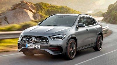 Mercedes-Benz GLA là siêu phẩm không thể bỏ lỡ khi nhắc đến các loại xe 5 chỗ.