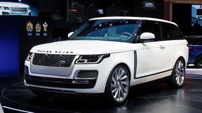 Range Rover - dòng xe ô tô 5 chỗ gầm cao hiếm có tại thị trường xe Việt Nam.