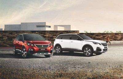 Peugeot 3008 có giá từ 1,009 - 1,109 tỷ VND.