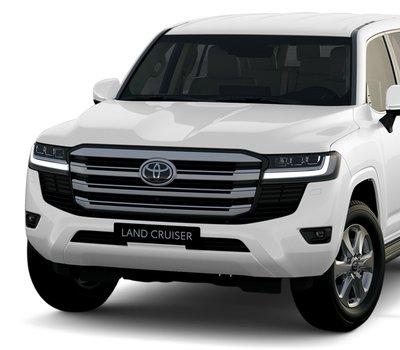 Toyota Land Cruiser 2022 chính hãng ra mắt, giá tăng nhẹ a2