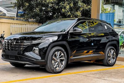 Hyundai Tucson 2022.