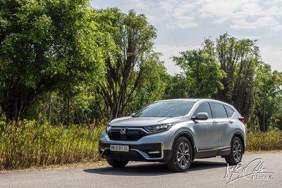 Hãng xe Nhật phối hợp với đại lý tung ưu đãi hấp dẫn cho khách mua xe Honda CR-V trong tháng 7 1