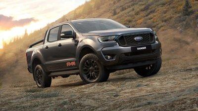 Xe bán tải Ford Ranger lọt top xe bán chạy tại Việt Nam.