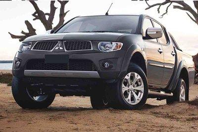 Mitsubishi Triton 2012 cũng là gợi ý tốt cho nhu cầu mua xe bán tải cũ dưới 400 triệu.