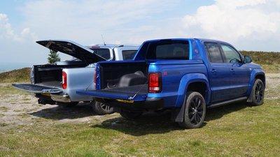Xe bán tải 5 chỗ rất được quan tâm tại thị trường xe ô tô Việt Nam.