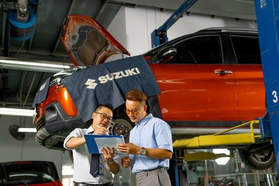 Tiếp nối thành công tại quê nhà, Suzuki tăng tốc trong cuộc đua chinh phục thị trường Việt 1