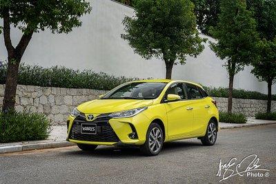 Top 10 xe chậm nhất tháng 6/2021: Toyota Yaris lần đầu tiên nhập hội 1