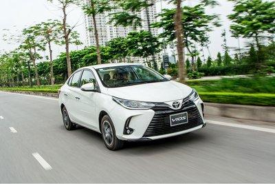 Gần 30.000 xe Toyota lăn bánh tại Việt Nam trong 6 tháng đầu năm 2021