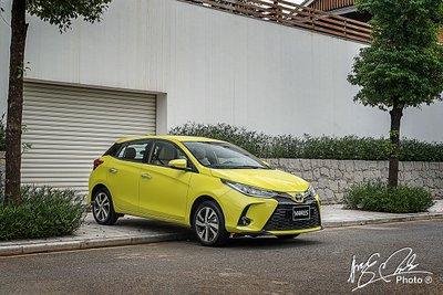 ToyotaYaris lần đầu xuất hiện trong Top xe bán ế tháng 6 1