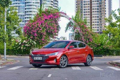 Doanh số xe Hyundai Elantra bán ra trong tháng 6 chỉ đạt 118 chiếc.