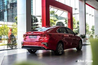 Trong tháng 6, Cerato bán ra được 1.325 xe.