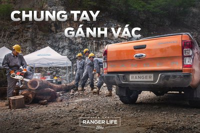 Trong thời gian tới sẽ còn nhiều dự án phát triển của Ford Việt Nam tại Hải Dương.