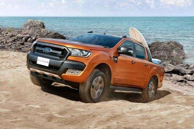 Ford Ranger 10 năm liên tiếp dẫn đầu phân khúc bán tải.