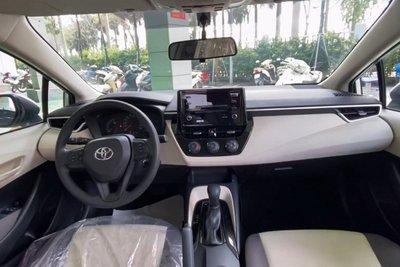 Video Toyota Corolla Altis 2022 bất ngờ xuất hiện tại Việt Nam a6