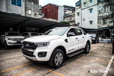 Phân khúc xe bán tải tháng 6/2021: Ford Ranger giảm sức hút 1