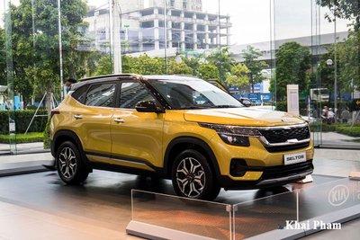 Chỉ có 971 xe Seltos bán ra trong tháng 6, giảm 10,1% so với tháng trước.