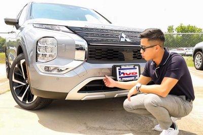 Trên tay Mitsubishi Outlander 2022, Reviewer Việt đầu tiên trải nghiệm trước ngày về nước a2