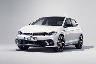 Volkswagen Polo GTI 2022 mới có gì hay.