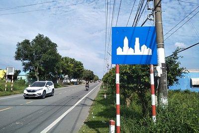 Các tài xế chủ động giảm tốc độ khi đến khu dân cư.