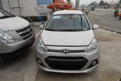 Hyundai không hề tỏ ra đuối sức khi di chuyển trên đường trường hay cao tốc 1