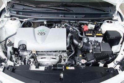 """cỗ máy vận hành của Toyota Vios sau nhiều năm sử dụng vẫn """"đằm"""" như ngày đầu mới mua 1"""