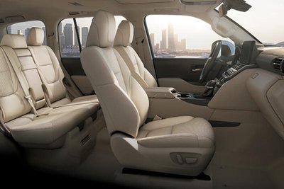 Toyota Land Cruiser 2022 nội thất ghế ngồi 1