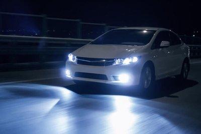 hệ thống đèn chiếu sáng ô tô