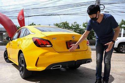 MG 5 2021 nhận cọc tại Việt Nam, đây là trải nghiệm thực tế trước ngày về đấu Cerato, Mazda 3 a5