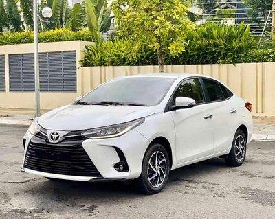 Toyota Vios 2021 lướt sóng đầu tiên tìm chủ mới, có đáng để mua? a1