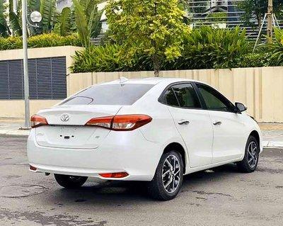 Toyota Vios 2021 lướt sóng đầu tiên tìm chủ mới, có đáng để mua? a2