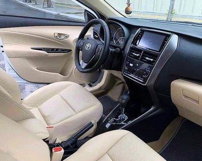Toyota Vios 2021 lướt sóng đầu tiên tìm chủ mới, có đáng để mua? a3